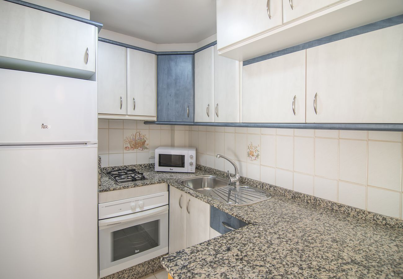 Apartment in Calpe / Calp - PARAISOMAR - *48B