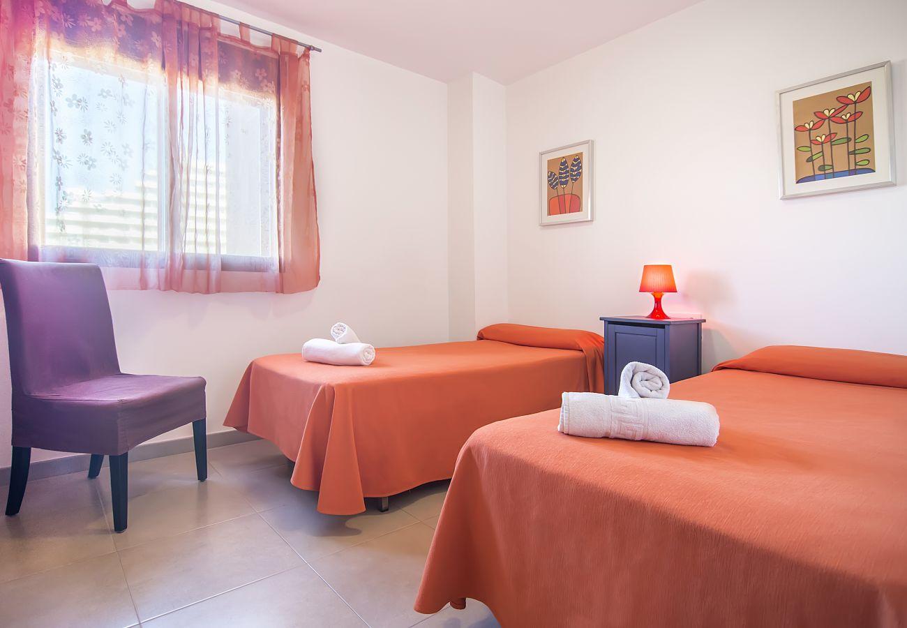 Apartment in Calpe / Calp - PARAISOMAR - *35A