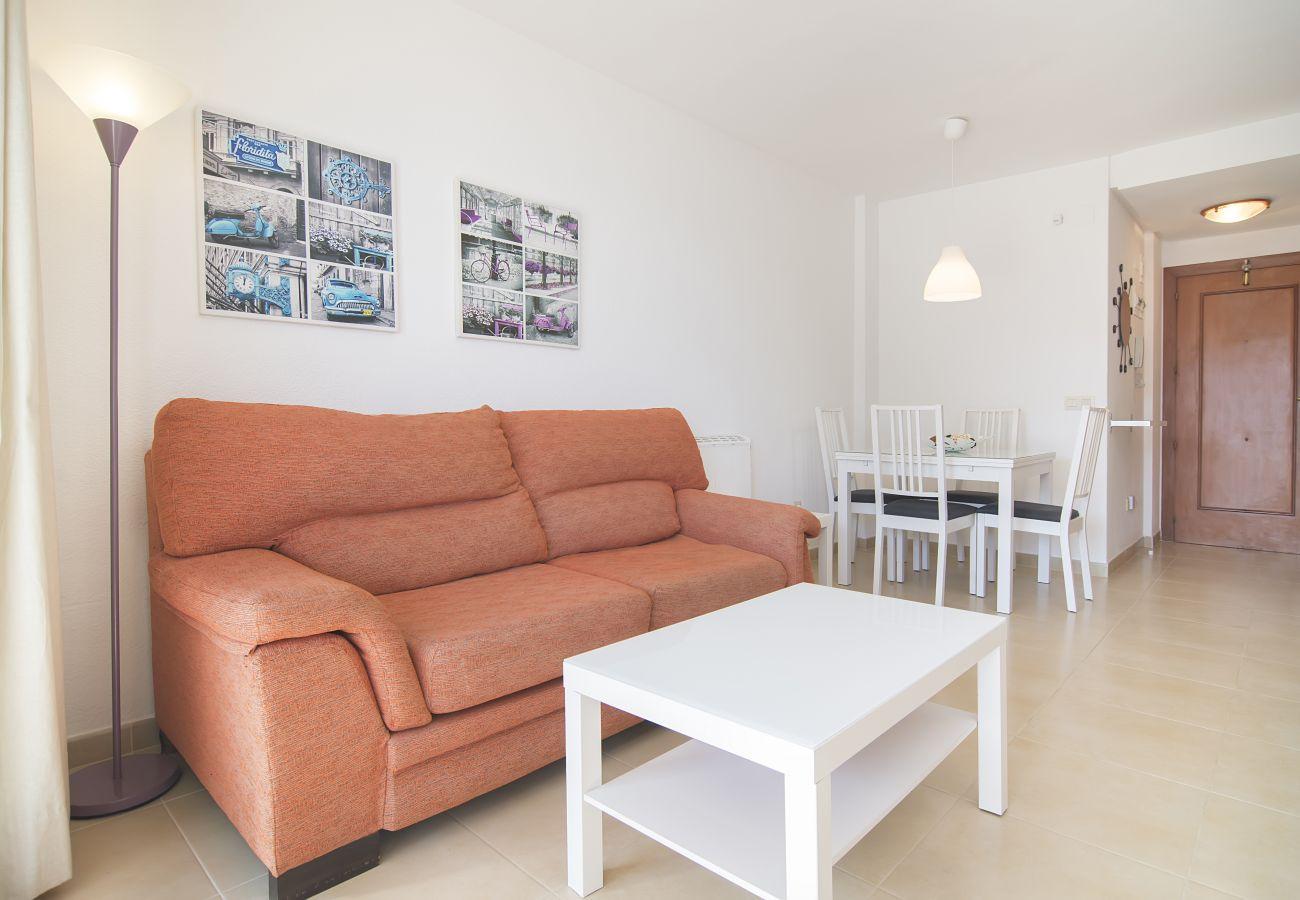 Apartment in Calpe / Calp - PARAISOMAR - 38C
