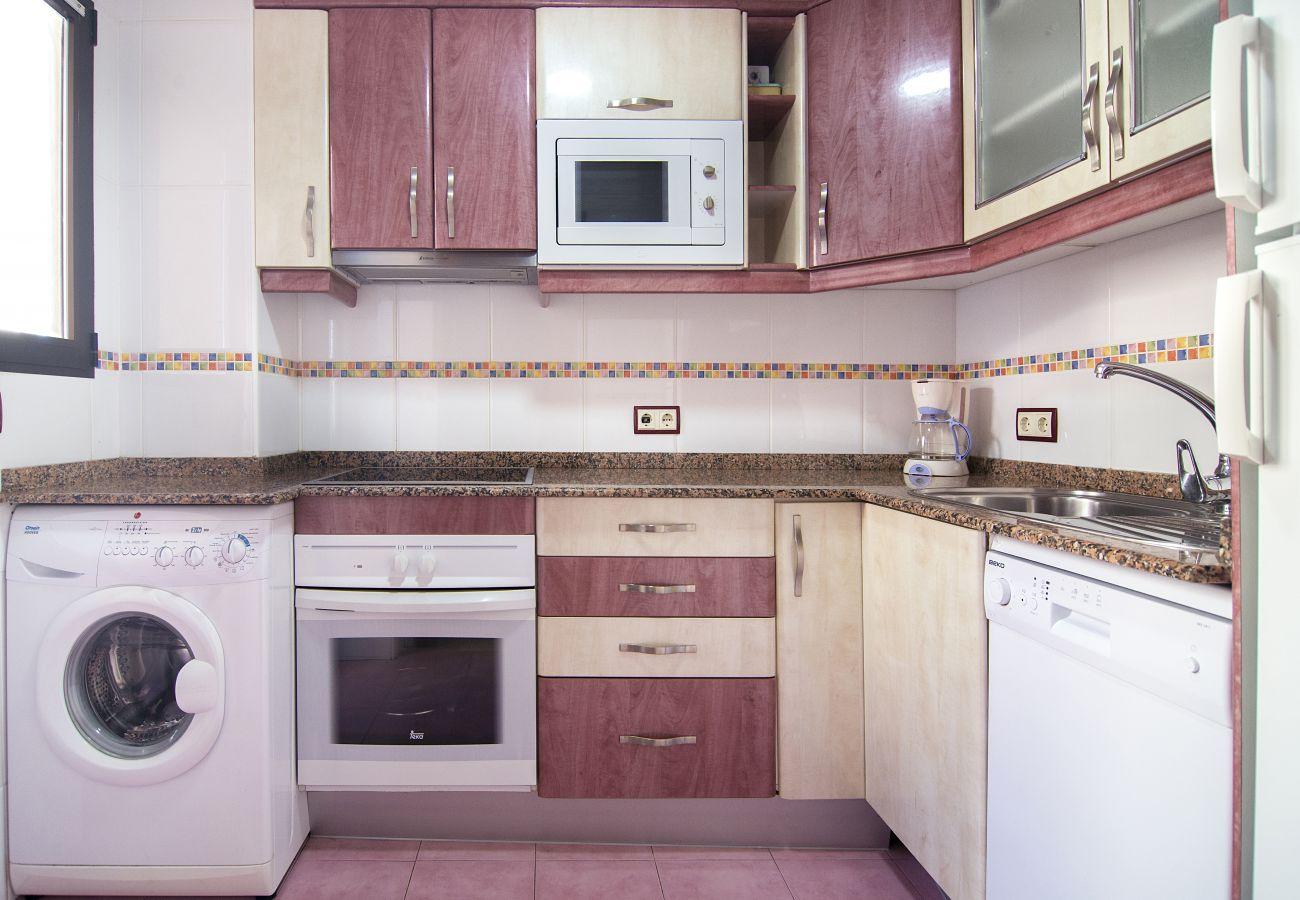 Apartment in Calpe / Calp - PARAISOMAR - *24C