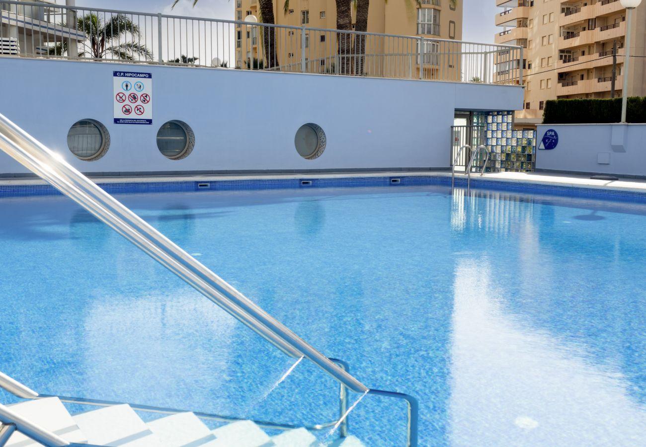 Apartment in Calpe / Calp - HIPOCAMPOS - 22C