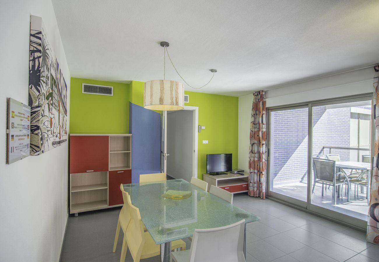 Apartment in Calpe / Calp - HIPOCAMPOS - 44C