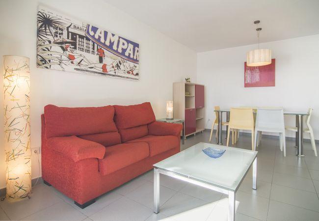 Apartment in Calpe / Calp - HIPOCAMPOS-26C