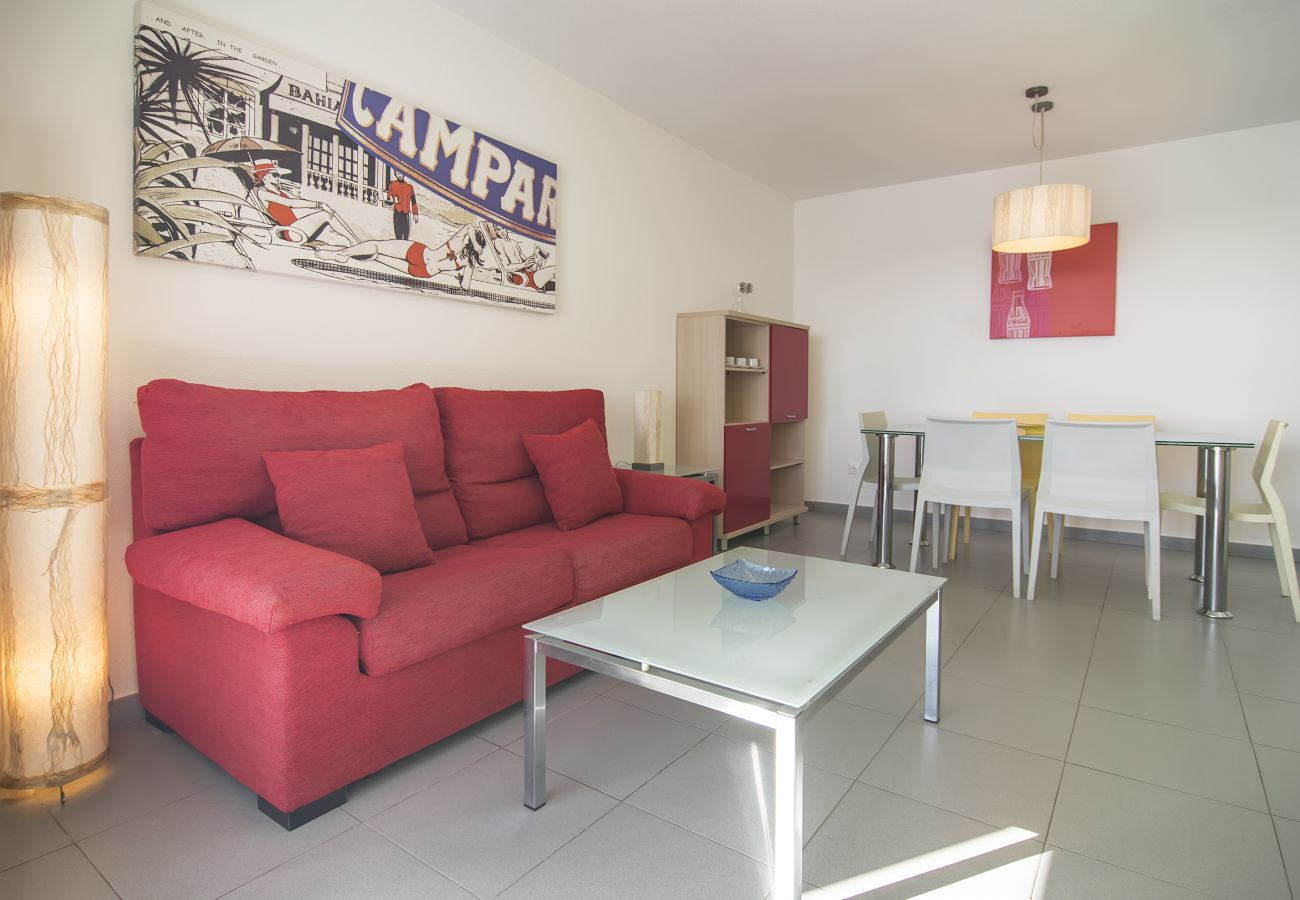 Apartment in Calpe / Calp - HIPOCAMPOS - 28C