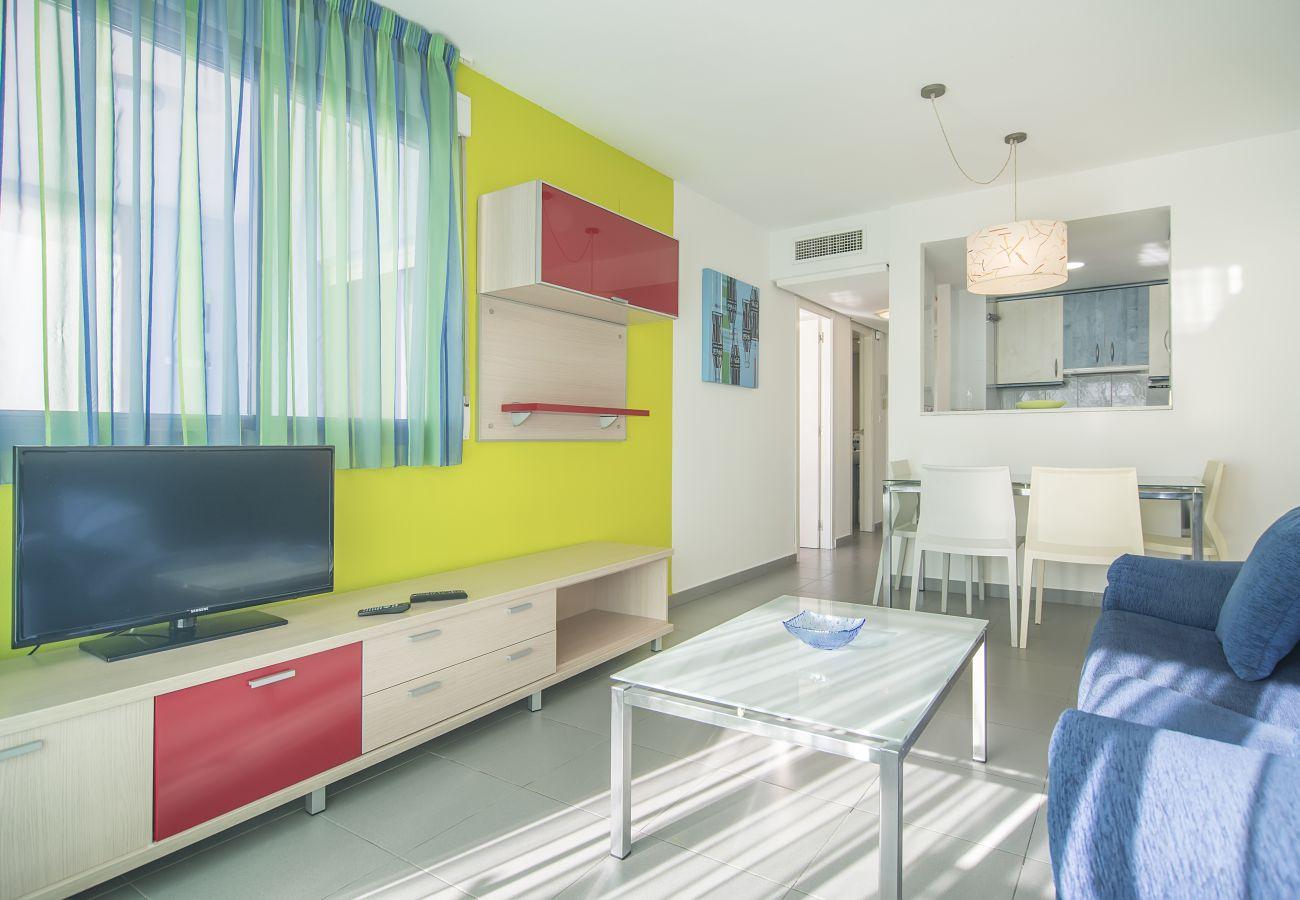Apartment in Calpe / Calp - HIPOCAMPOS - 21B