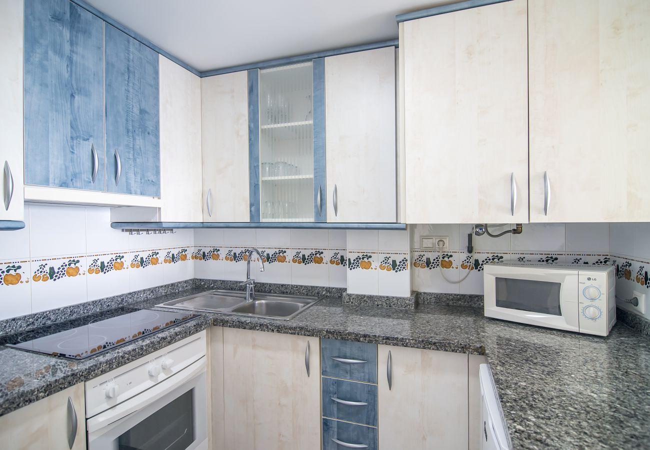 Apartment in Calpe / Calp - HIPOCAMPOS - 25B