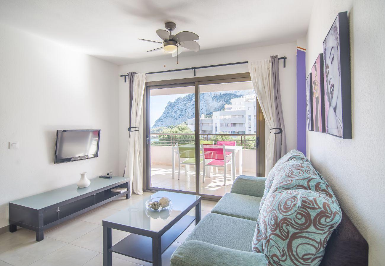 Apartment in Calpe / Calp - PARAISOMAR - *47C