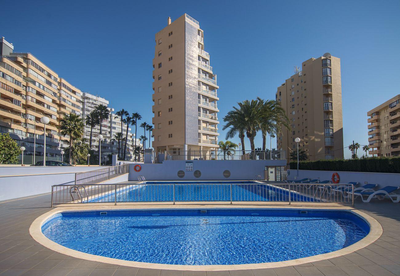 Apartment in Calpe / Calp - HIPOCAMPOS - 27B