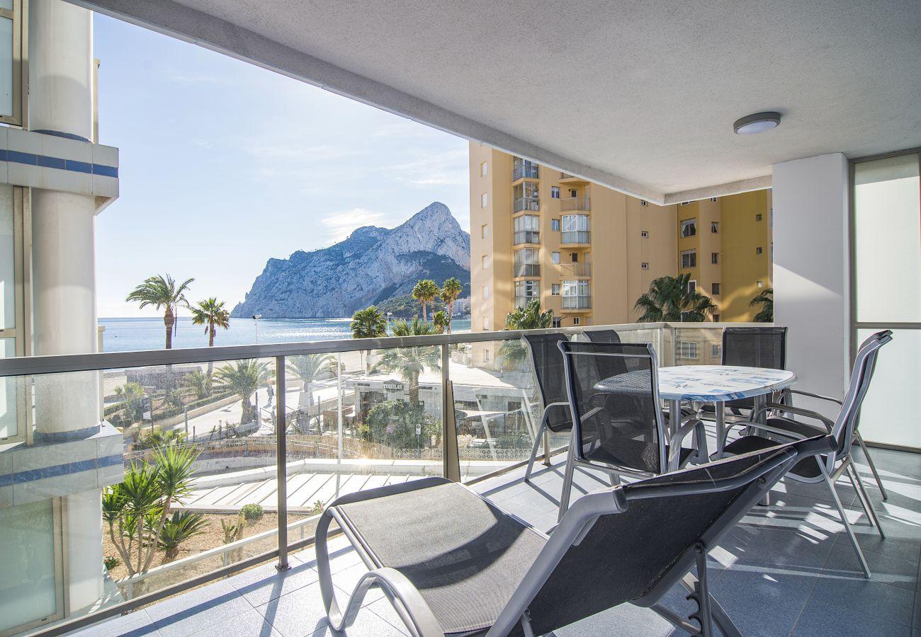 Apartment in Calpe / Calp - HIPOCAMPOS - 22A