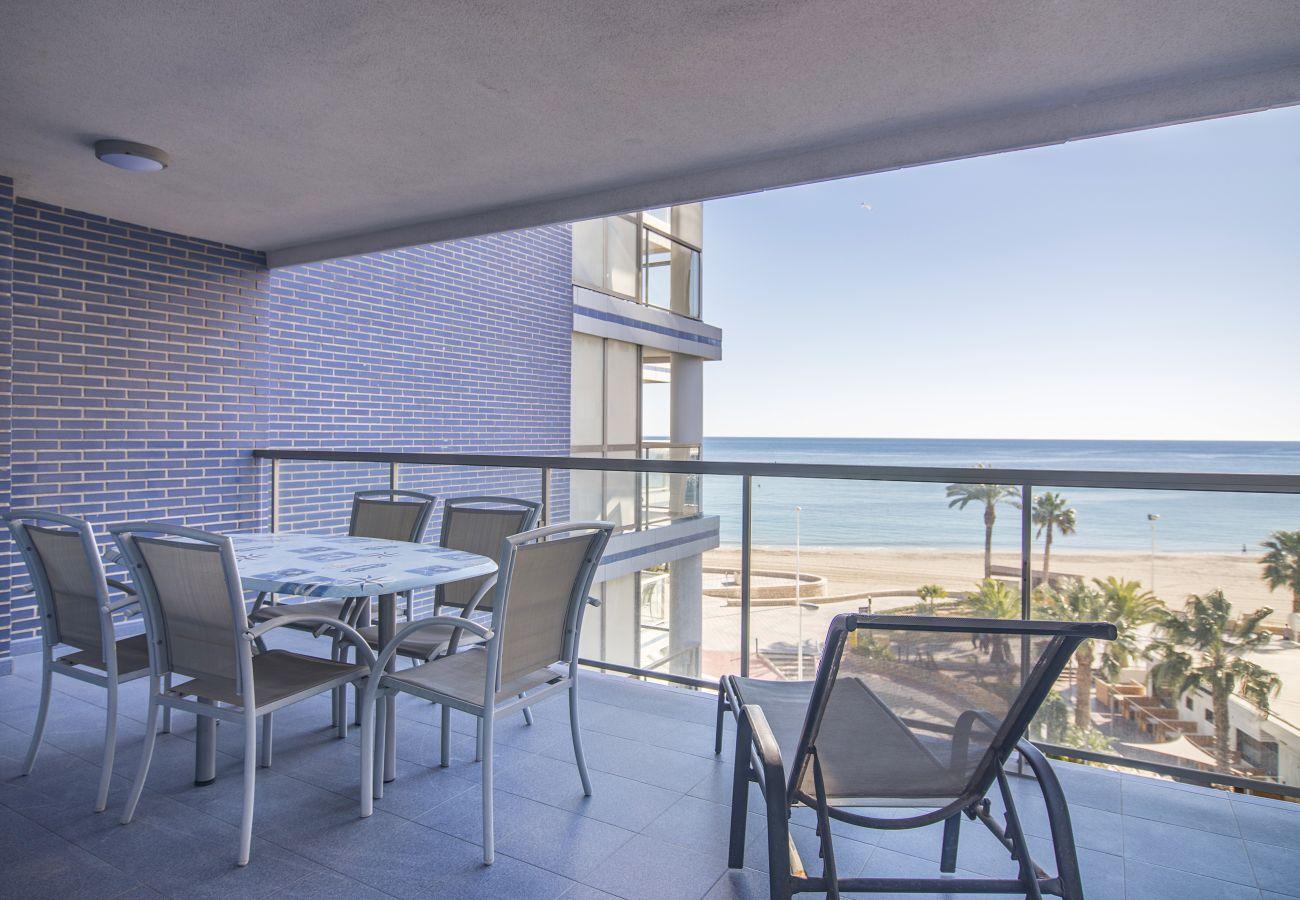 Apartment in Calpe / Calp - HIPOCAMPOS - 34A