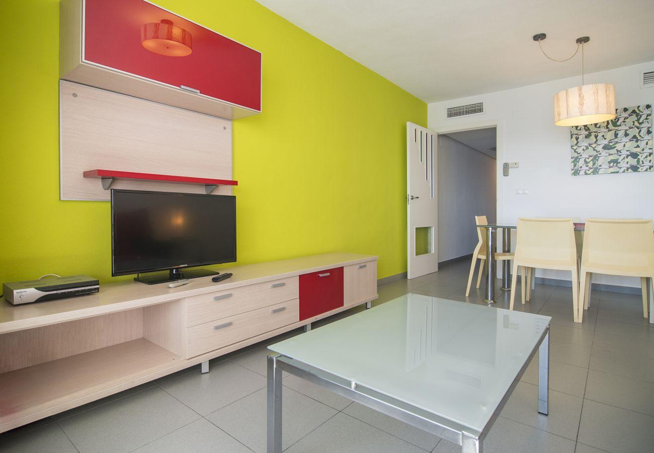 Apartment in Calpe / Calp - HIPOCAMPOS - 38A