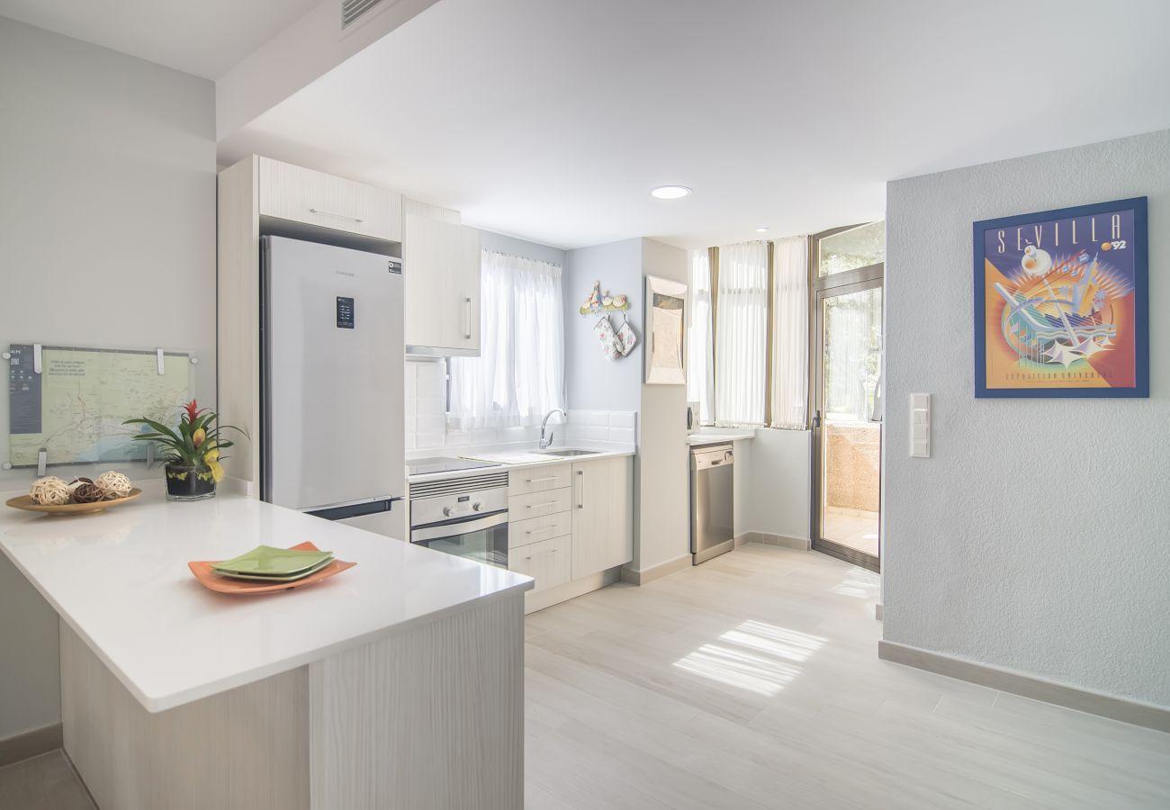 Apartment in Calpe / Calp - PARAISOMAR - 51A