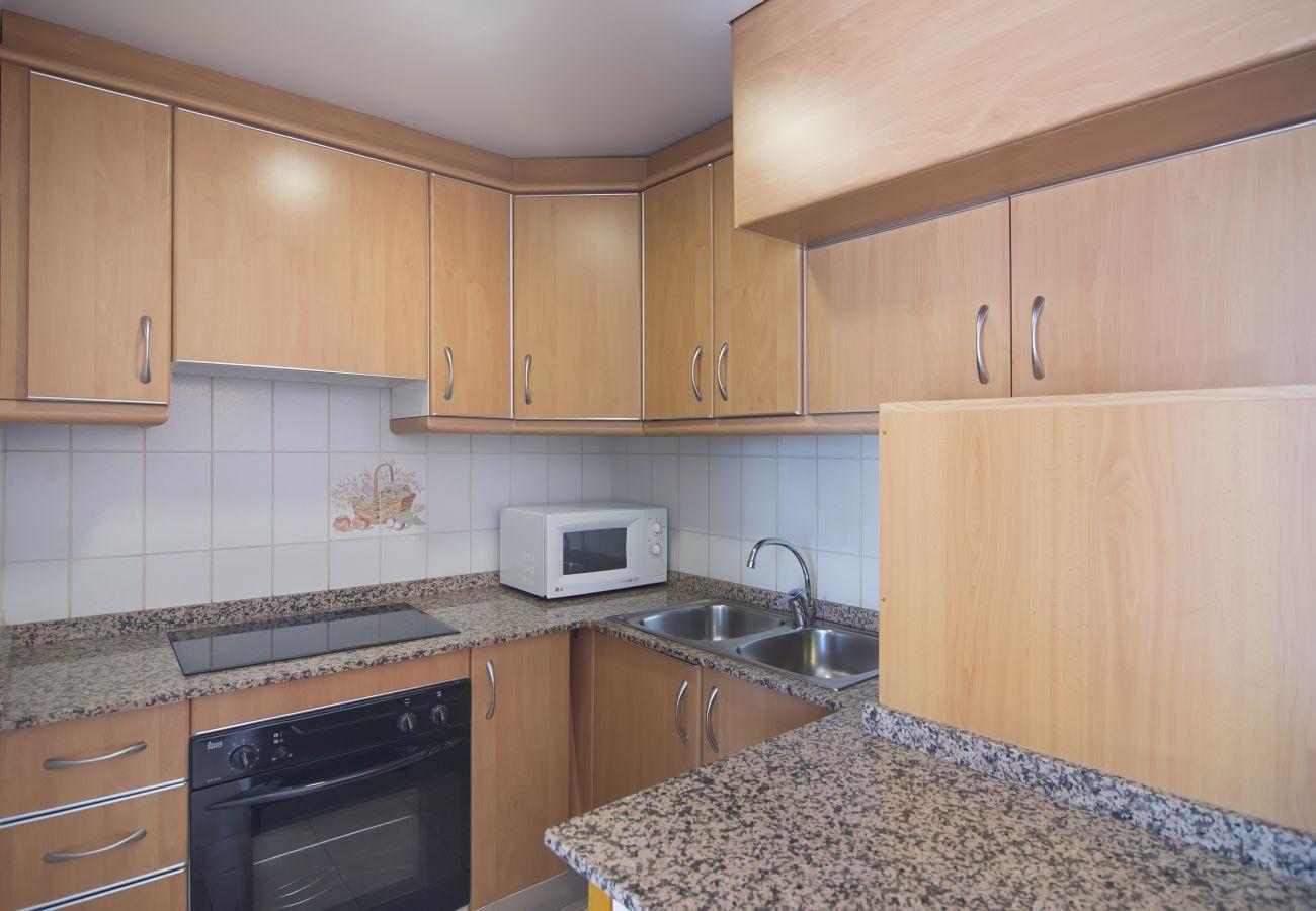 Apartment in Calpe / Calp - PARAISOMAR - *39B