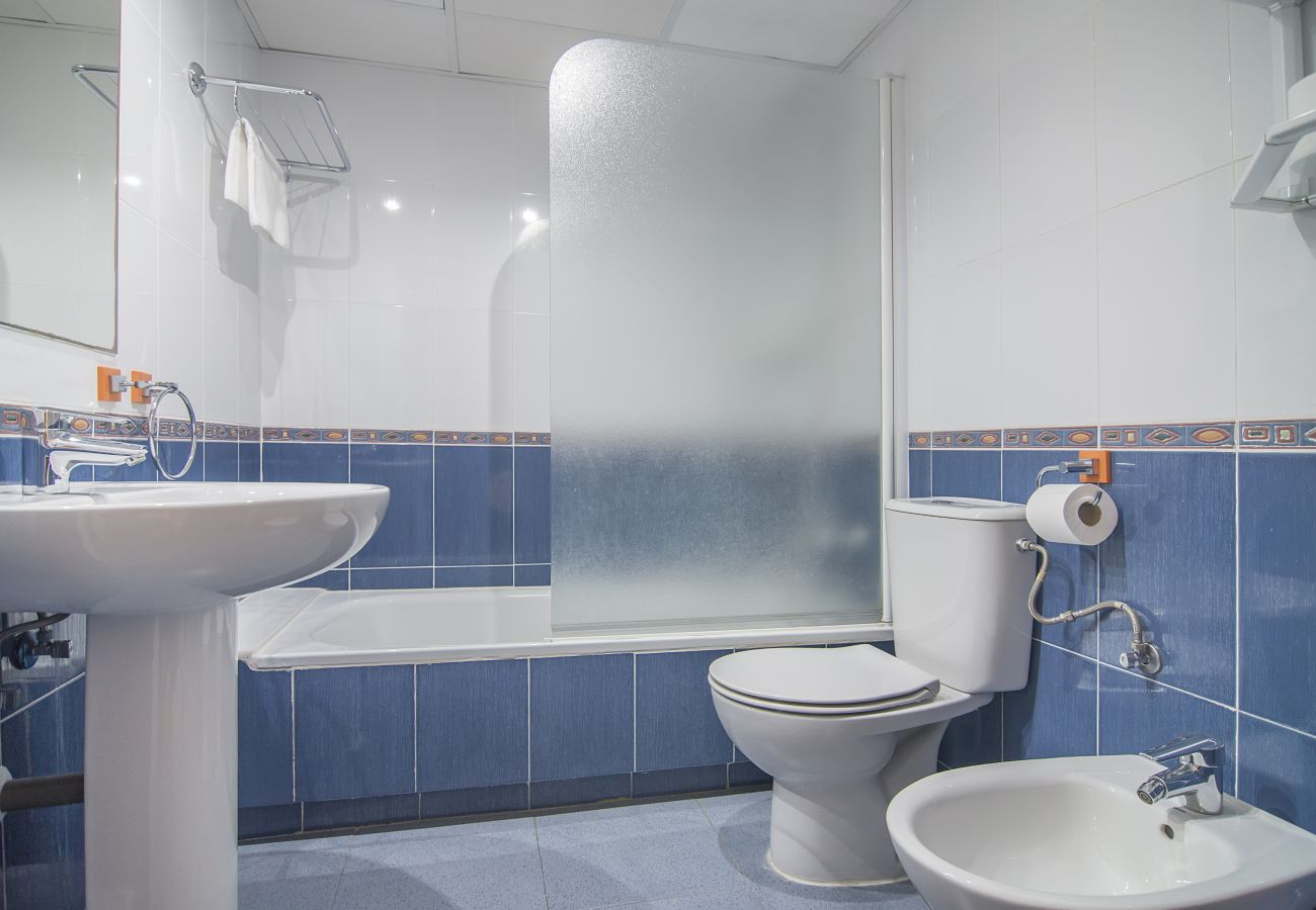 Apartment in Calpe / Calp - HIPOCAMPOS - 210C