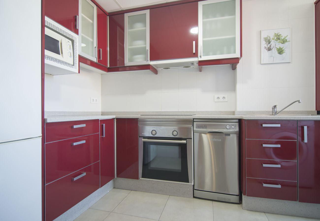 Apartment in Calpe / Calp - PARAISOMAR - *36A