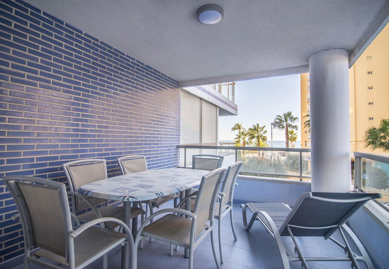Apartment in Calpe / Calp - HIPOCAMPOS - 31C