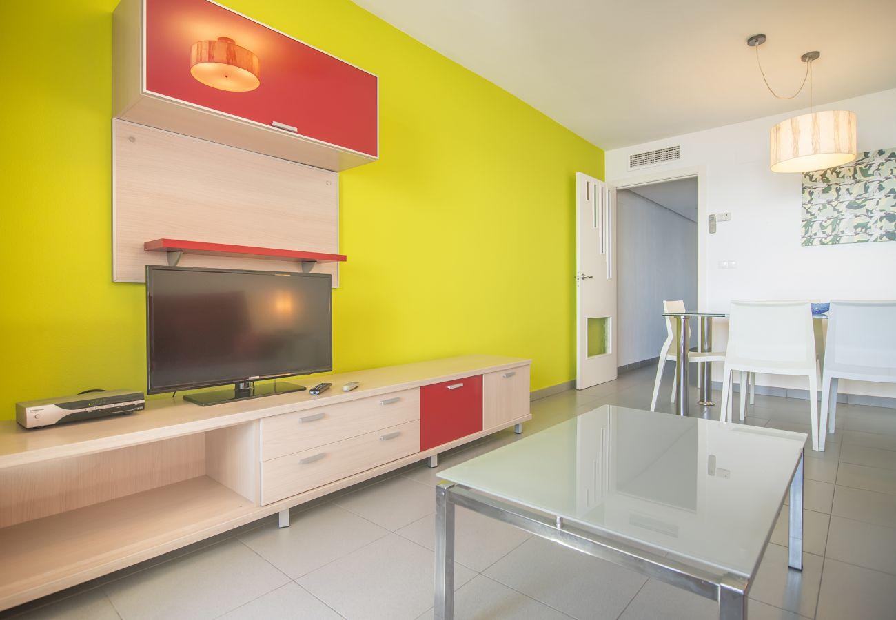 Apartment in Calpe / Calp - HIPOCAMPOS - 32A