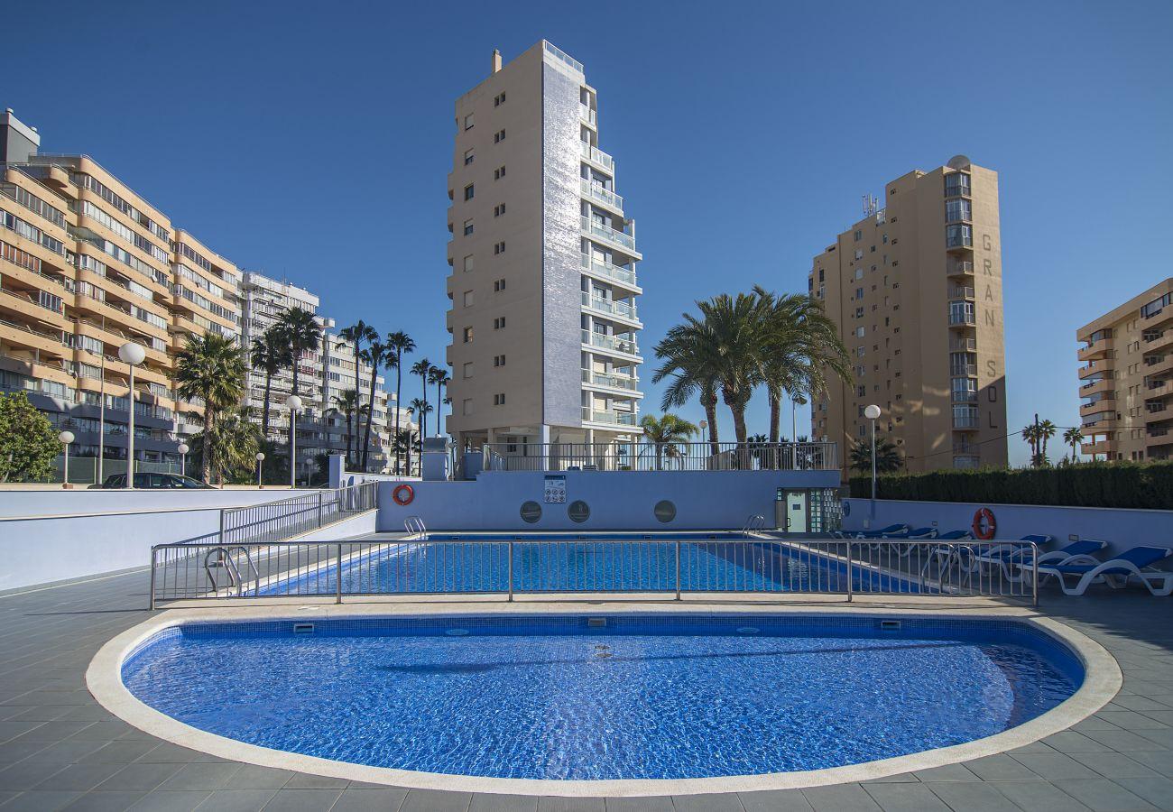 Apartment in Calpe / Calp - HIPOCAMPOS - 48C