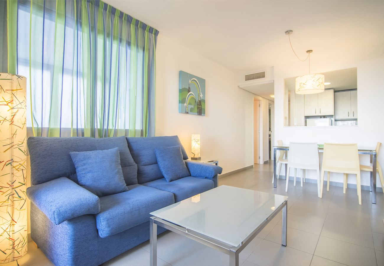 Apartment in Calpe / Calp - HIPOCAMPOS - 31B