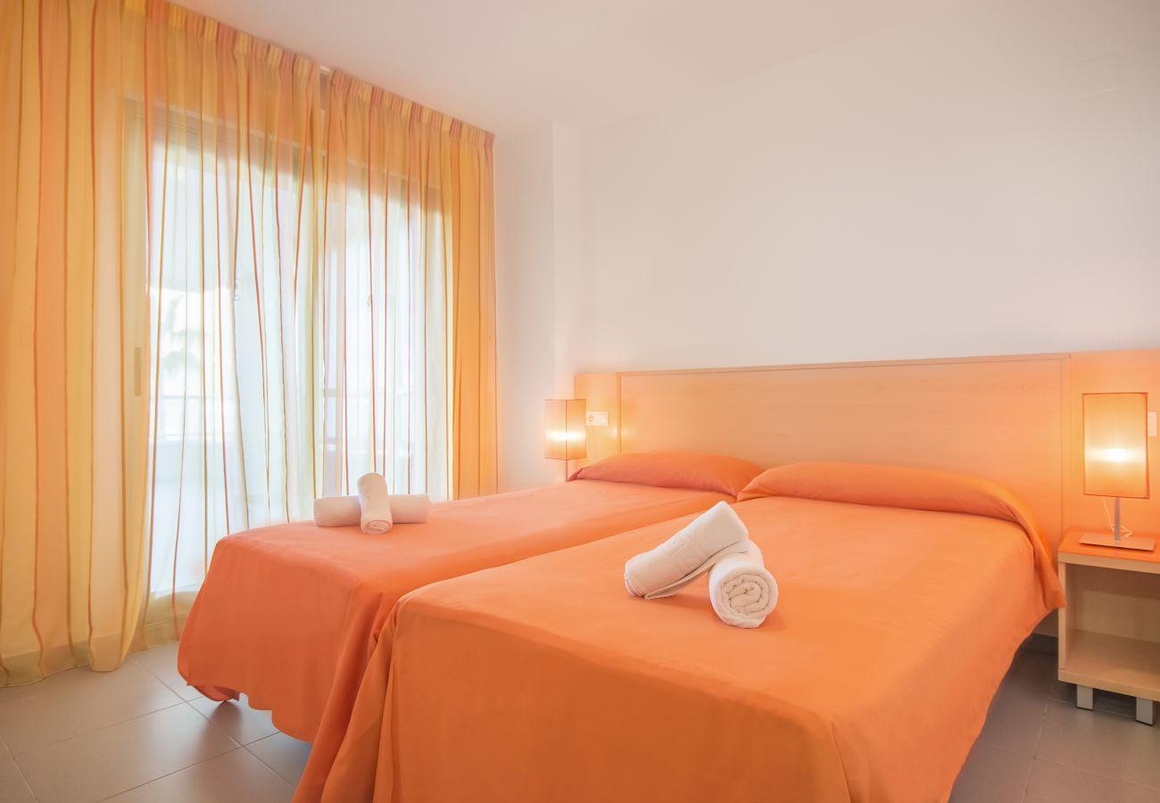 Apartment in Calpe / Calp - HIPOCAMPOS - 38B