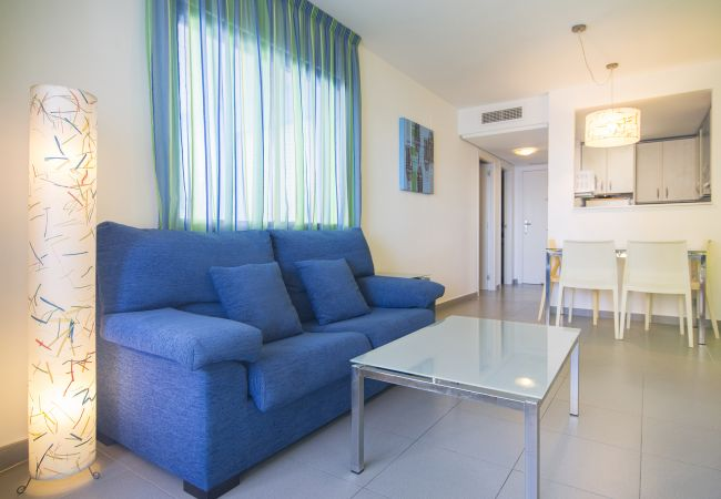 Apartment in Calpe - HIPOCAMPOS - 46B