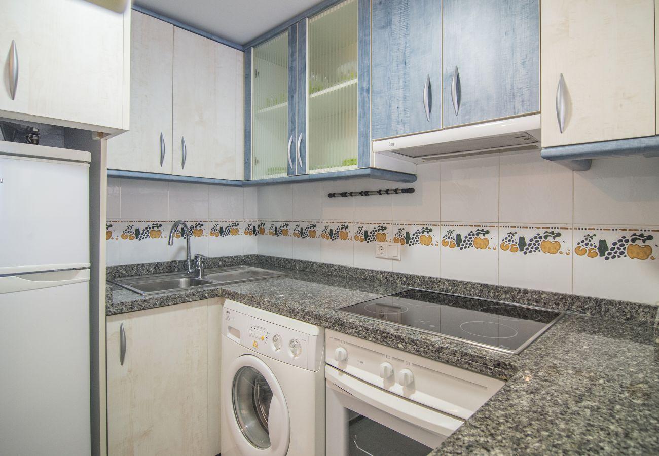 Apartment in Calpe / Calp - HIPOCAMPOS - 46B