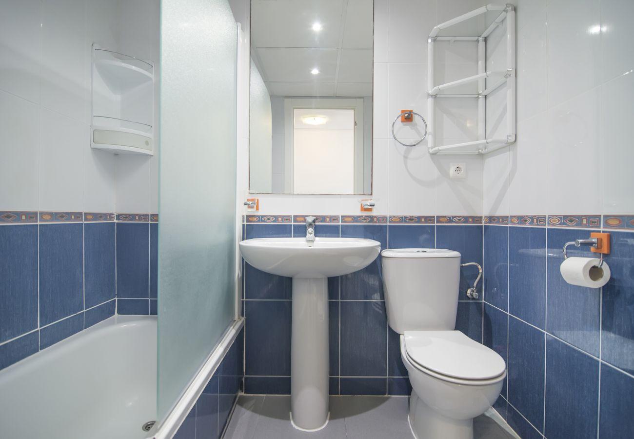 Apartment in Calpe / Calp - HIPOCAMPOS - 43A