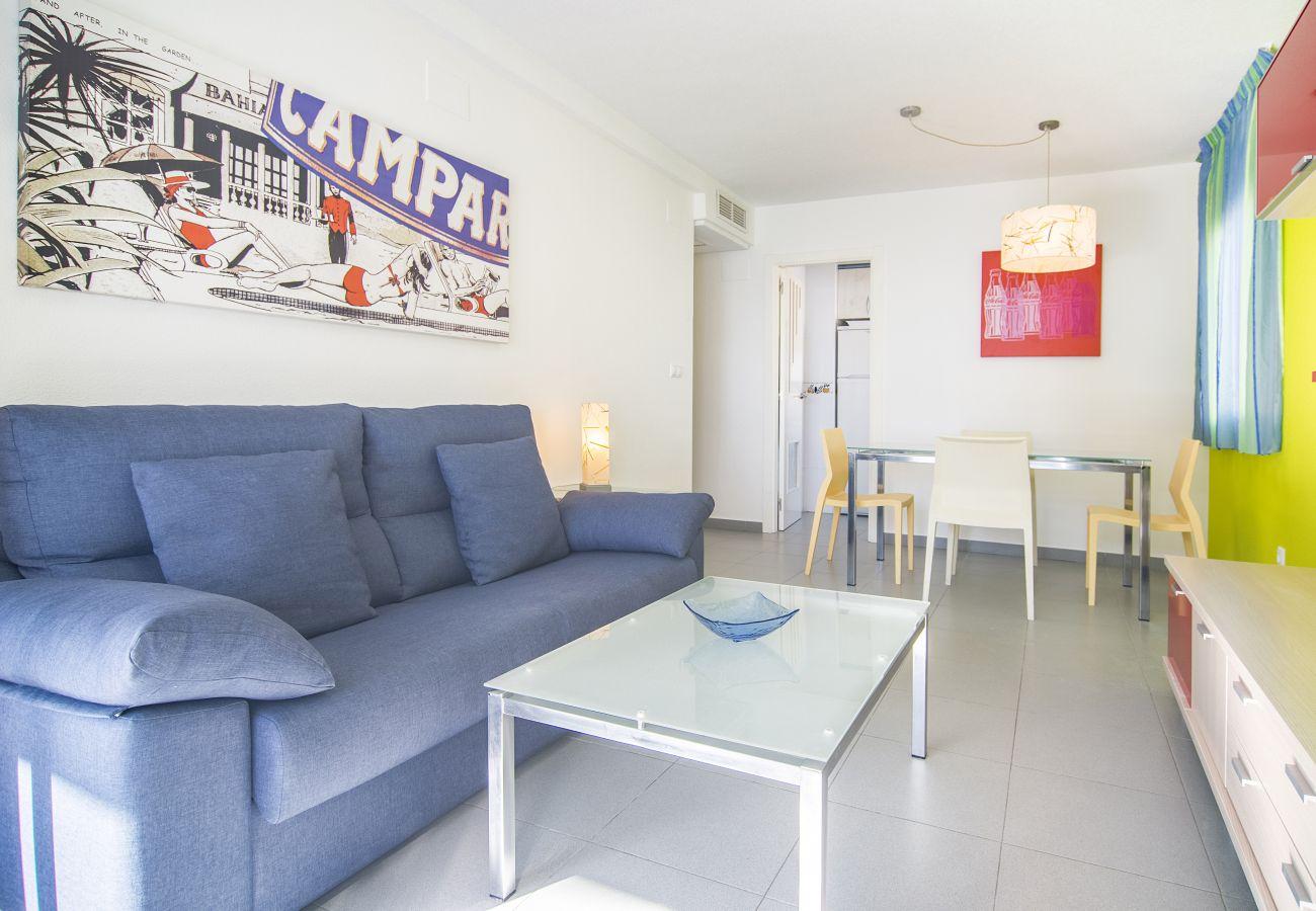 Apartment in Calpe / Calp - HIPOCAMPOS - 47A
