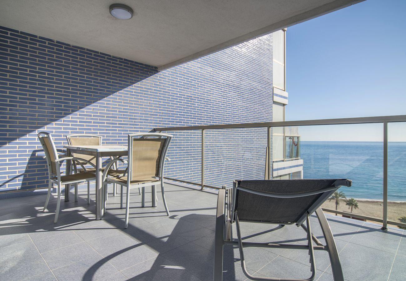 Apartment in Calpe / Calp - HIPOCAMPOS - 49A