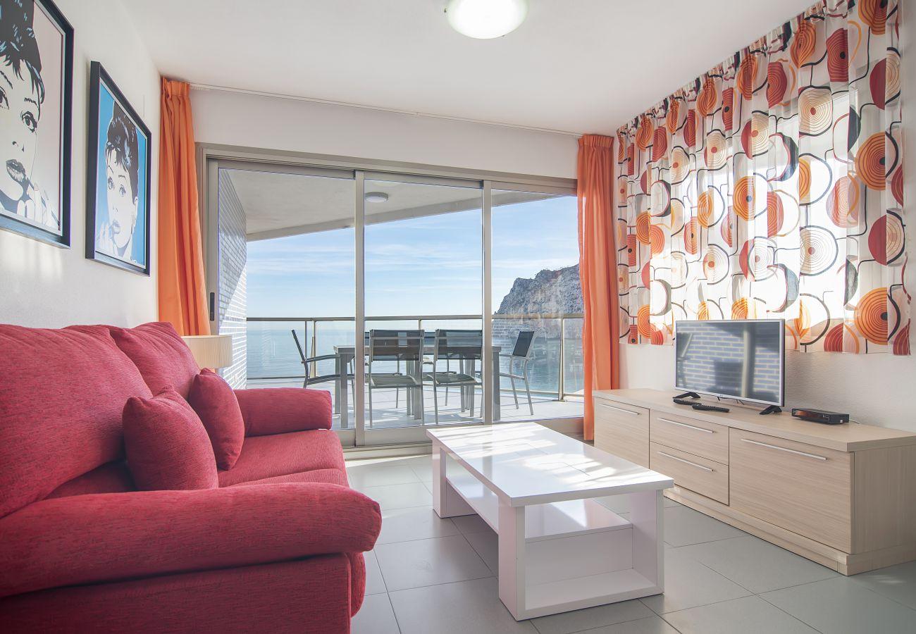 Apartment in Calpe / Calp - HIPOCAMPOS - 19B
