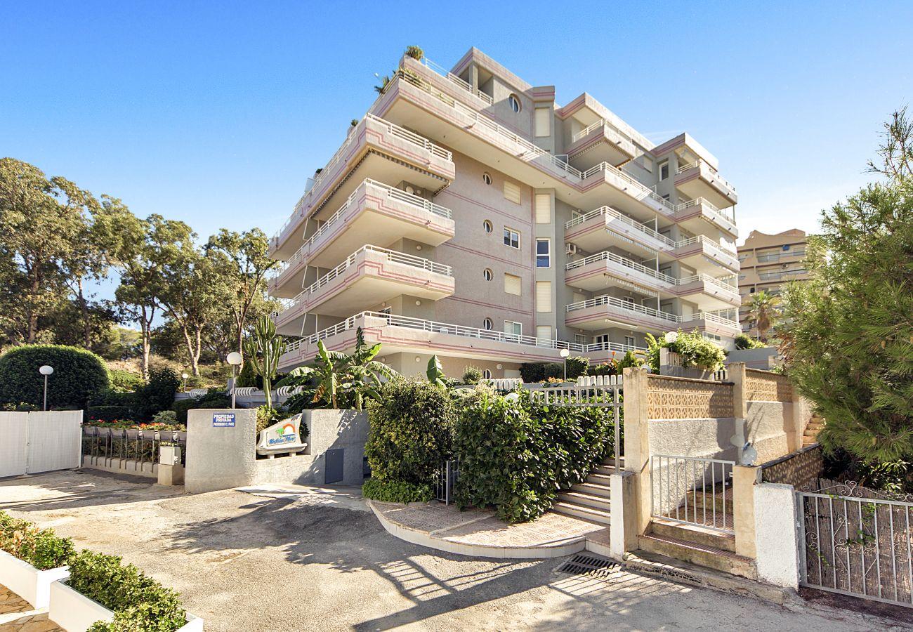 Apartment in Calpe - BAHÍA MAR 2 DORMITORIOS