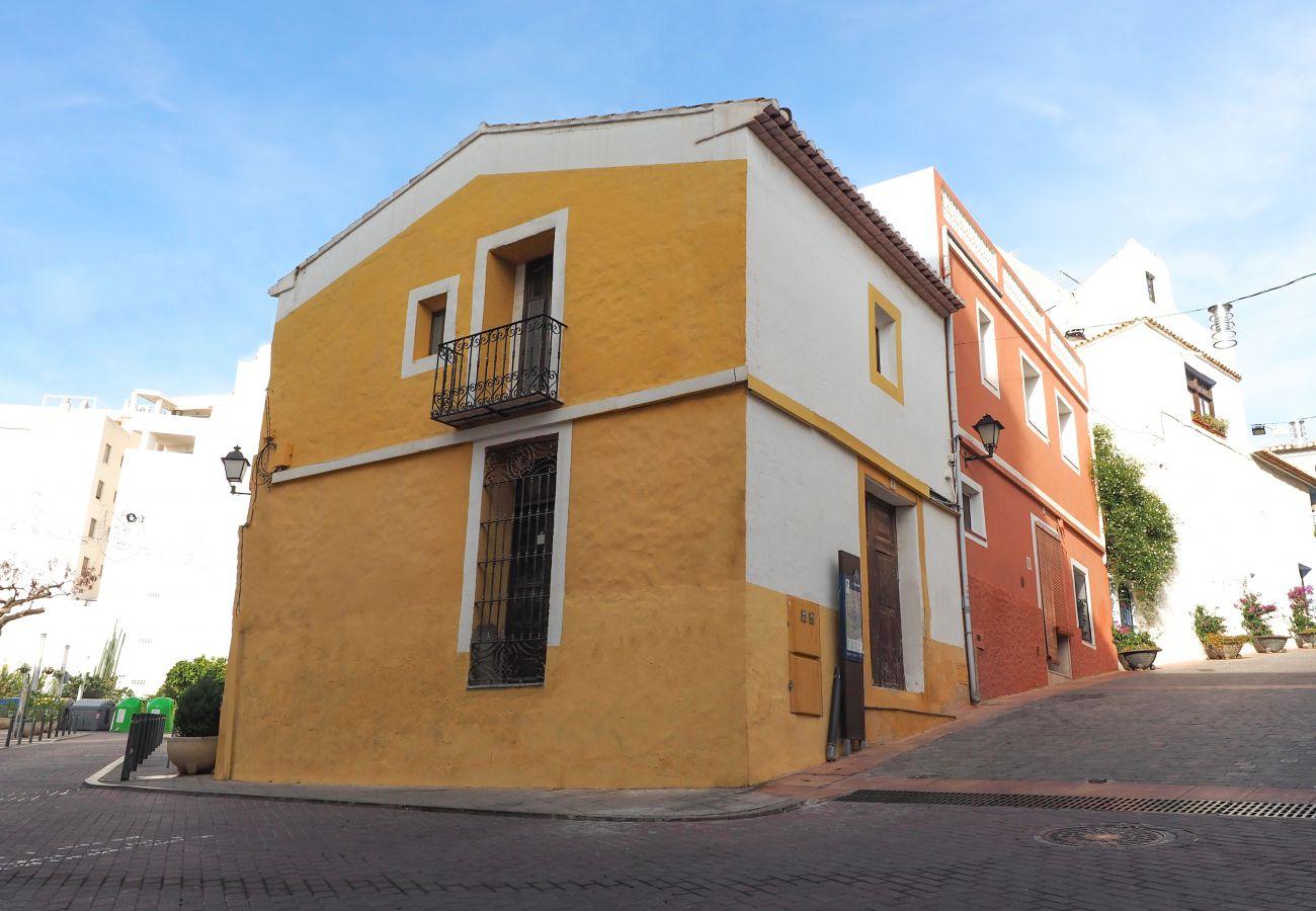 House in Calpe - CASA DE PUEBLO CON ENCANTO