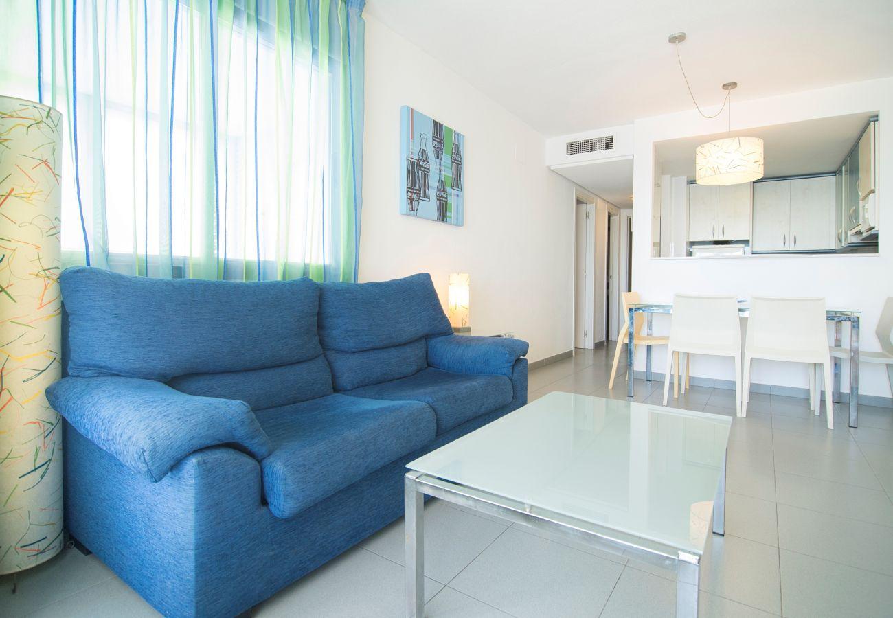 Apartment in Calpe - HIPOCAMPOS 1 DORMITORIO