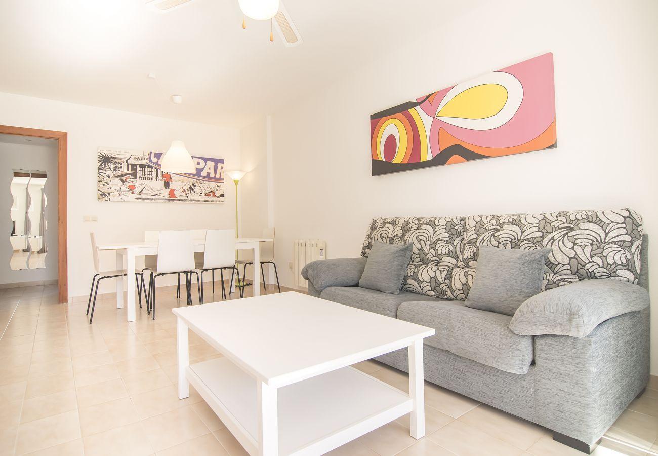 Apartment in Calpe - PARAISO MAR 2 DORMITORIOS