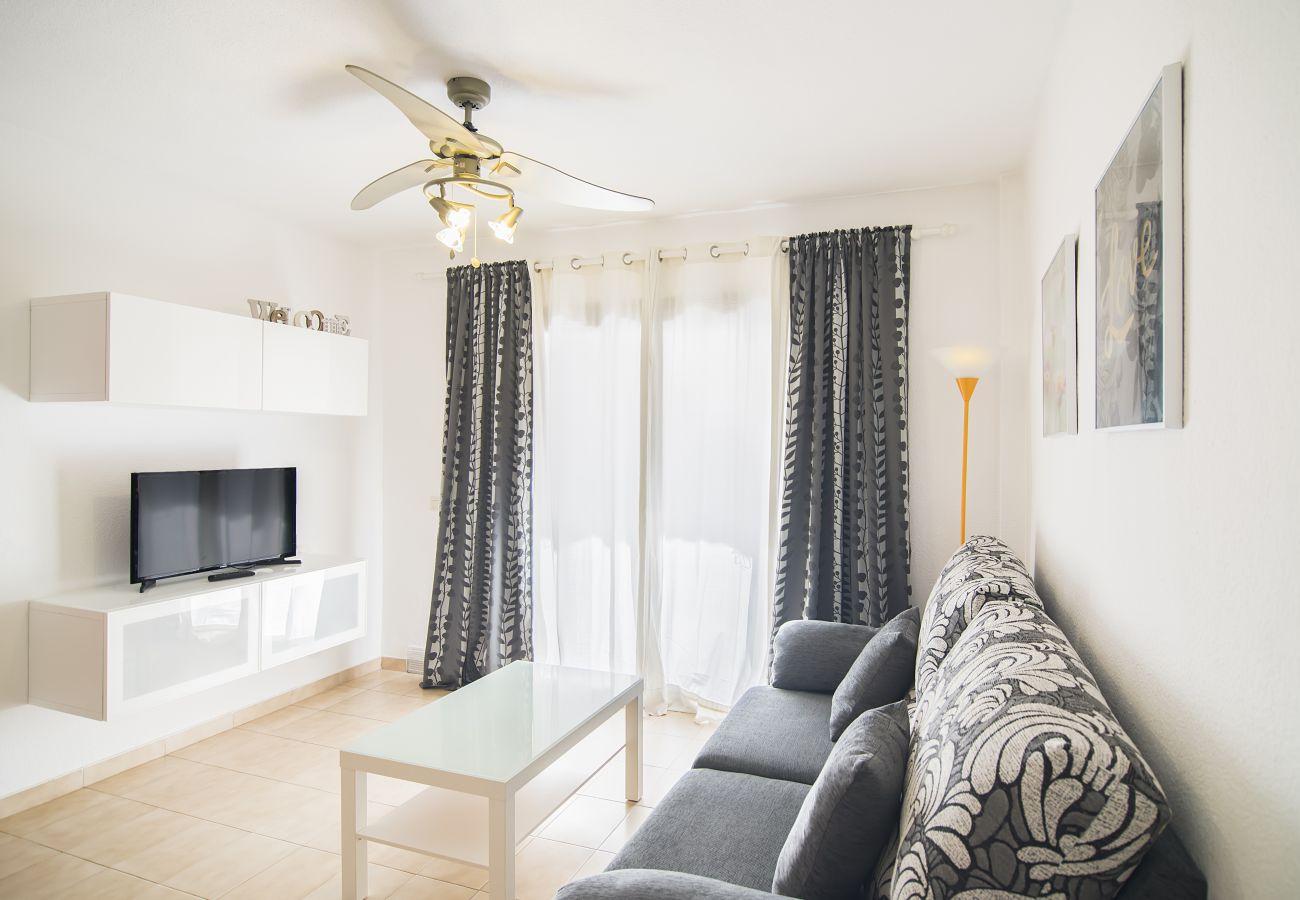 Apartment in Calpe - PARAÍSO MAR 1 DORMITORIO