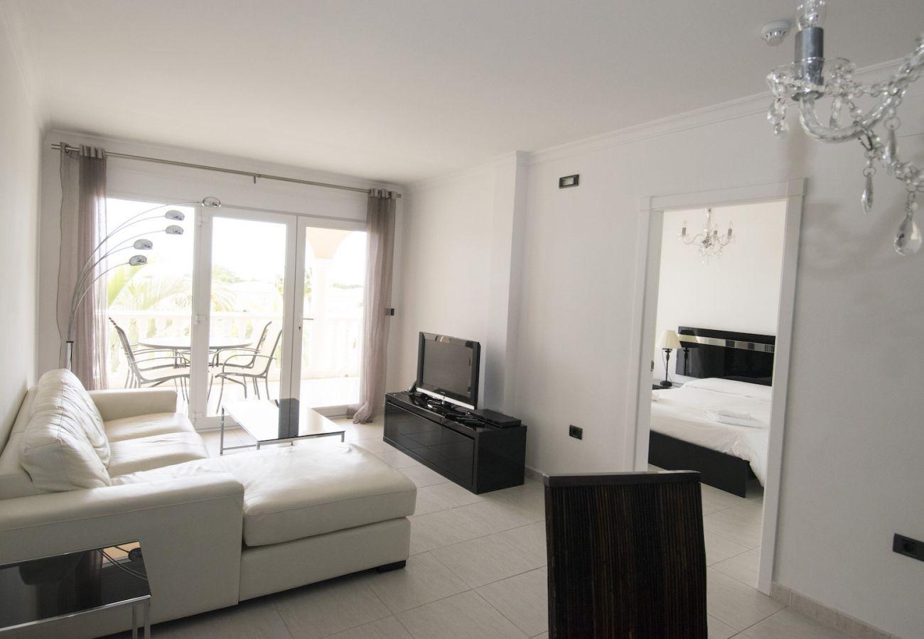 Apartment in Benissa - COMPLEJO VACACIONAL CASABLANCA