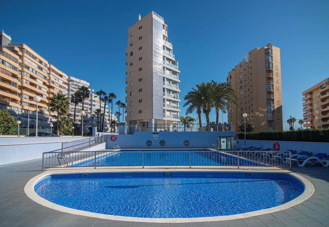 Apartment in Calpe - HIPOCAMPOS 2 DORMITORIOS